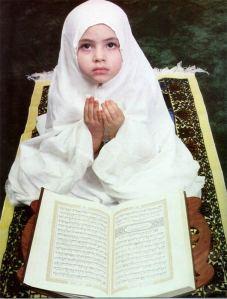 Anak yang shalihah