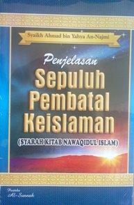10 pembatal islam